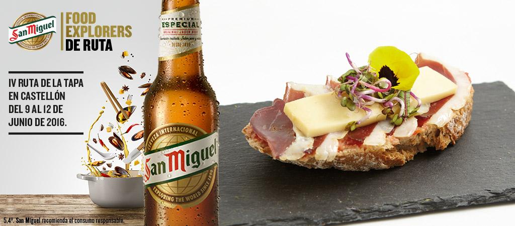 Montadito de pato y raclette tastant iv ruta de la for De tapa en tapa las palmas